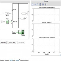 PLECS Web-Based Simulation